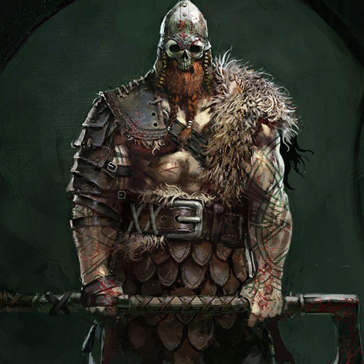 1_Viking Warrior