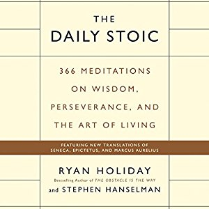 The Daily Stoic cover