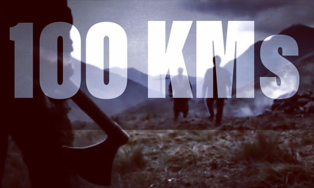 100 km point
