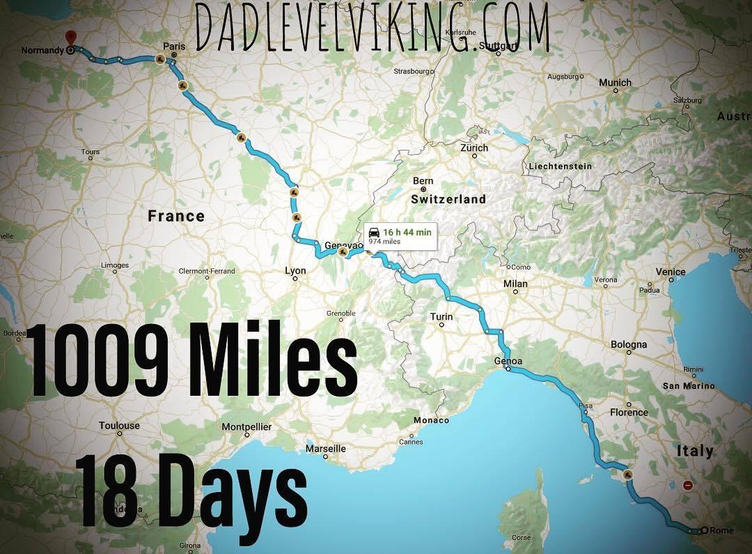1000 Miles IG
