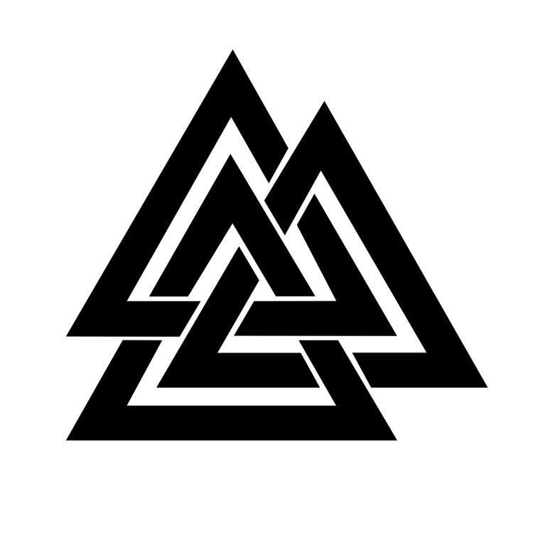 Valknut Symbol